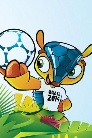 FIFA World Cup Mascot