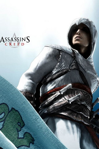 Assassins Creed iPhone 4s