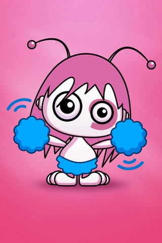 Luna Cheering