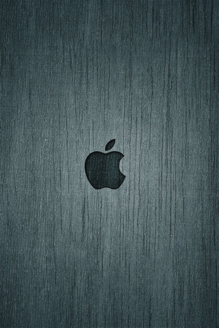 Apple Wood IPhone Wallpaper Ilikewallpaper Com