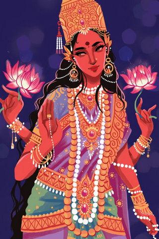 Bogini Lakszmi