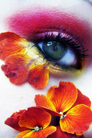 Abst Eye