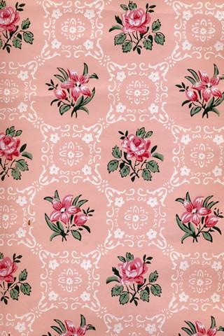 Flower vintage Pattern