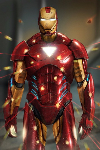 Ironman invincibile
