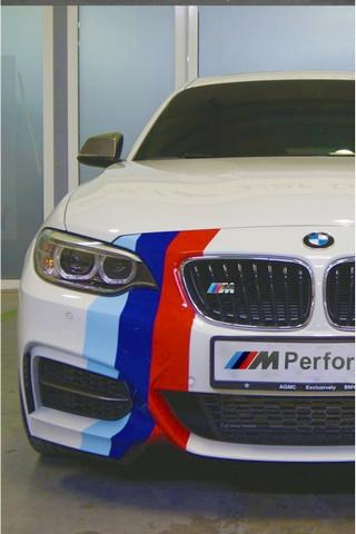 BMW Msport