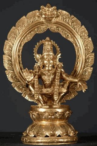 Ayyappa Statue
