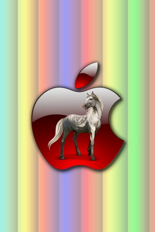 Apple And Horse2
