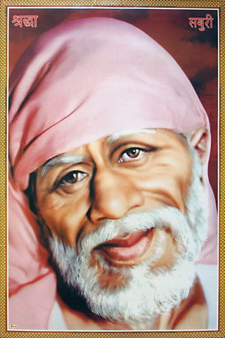 Friendly Sai Baba