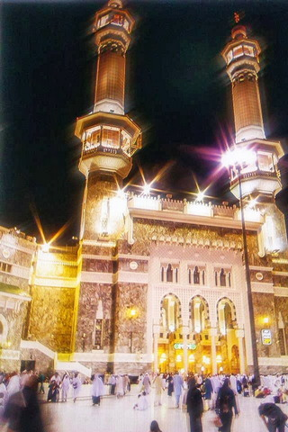 Lighting Mosque