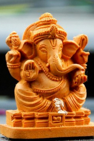 Little Ganesh Statue