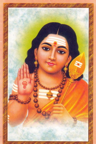 Hindu God Murugan