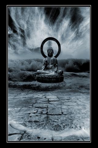 اللطف بوذا