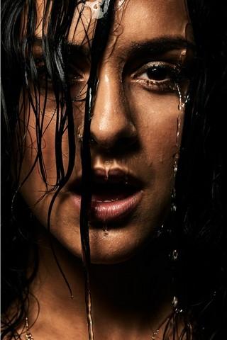 Signora bagnata