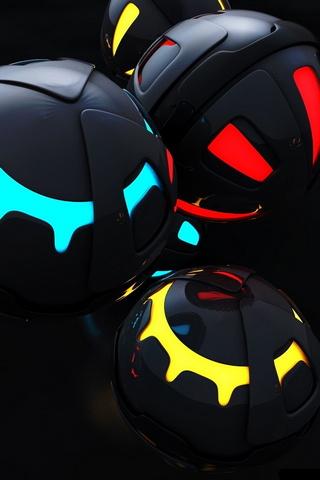 Shapes Balls
