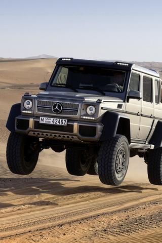 Mercedes Suv