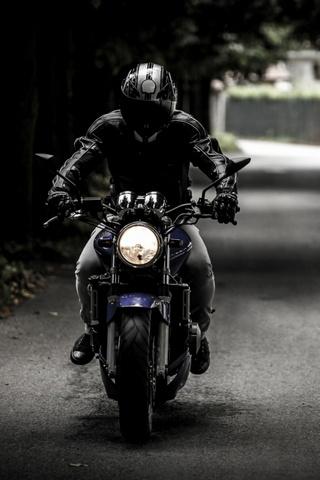 Street Dark Bike