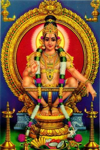 Ayyappa God
