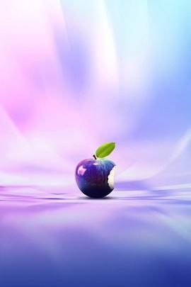Apple Blue Style