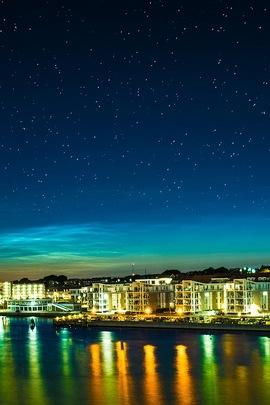 Aalborg Night Scene