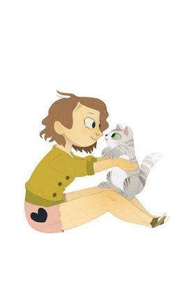 محب القط