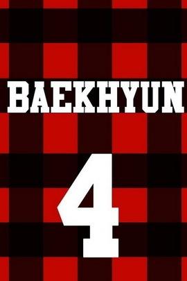 外棒球长袖毛衣Baekhyun