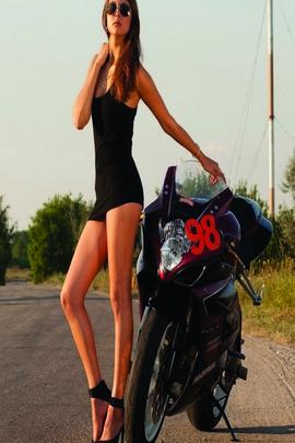 S*xy Biker
