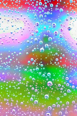 Bubbles In The Mist