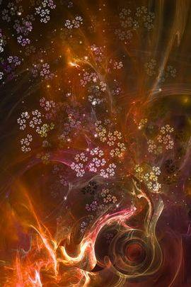 Cosmic Flowers 02
