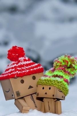 Freezing Danbo Winter