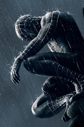 Spiderman3 Rain