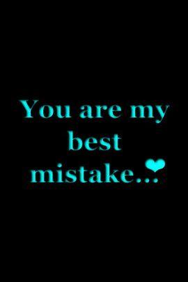Лучшая ошибка