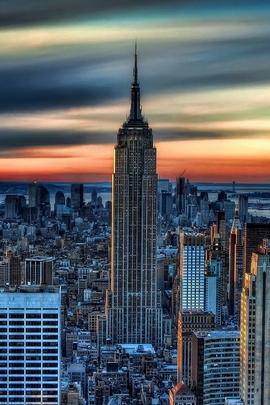 New York City Daybreak