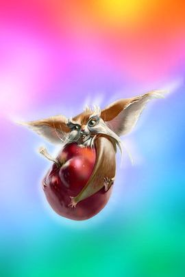 Flying Squirrel Apple