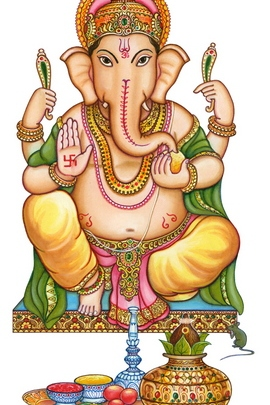 God Ganesha India
