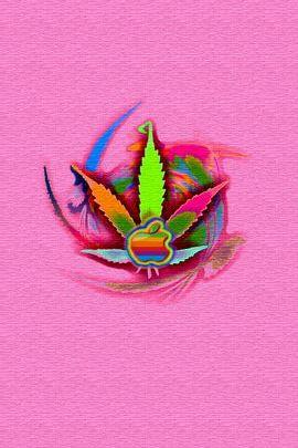 الأعشاب الملونة