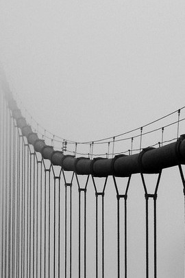 Scary Hanging Bridge