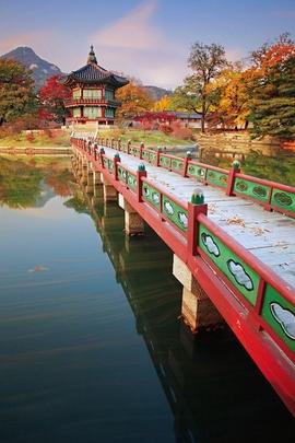 Gyeongbokgung Korea
