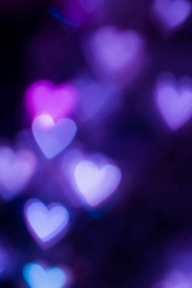 Purplish Love