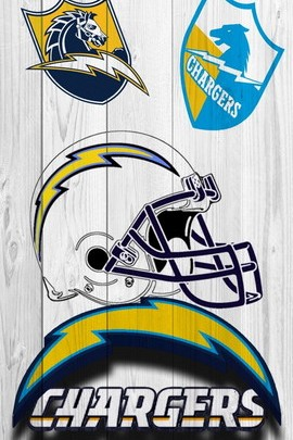 Different Chargers Logo