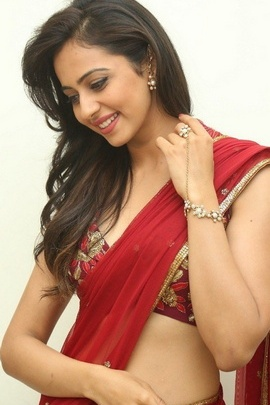 Attrice Rakul Preet Singh