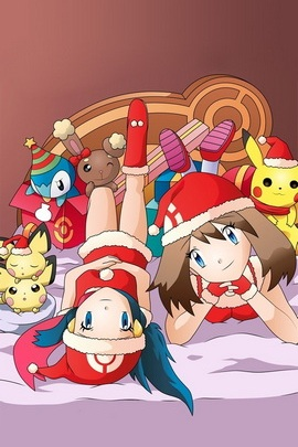 Pokegirls Christmas