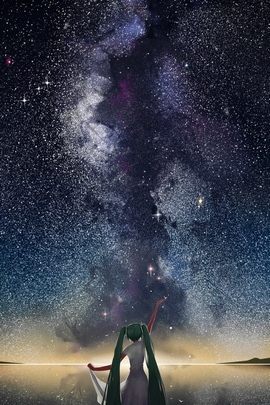 Starry Sky vocaloid