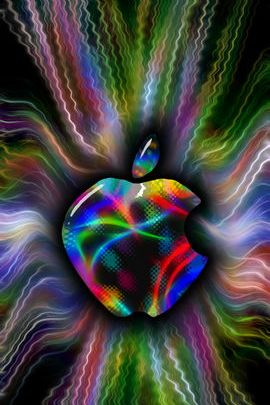 Black Plasma Apple