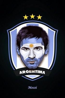 Arjantin Messi
