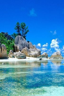 A Beach Paradise