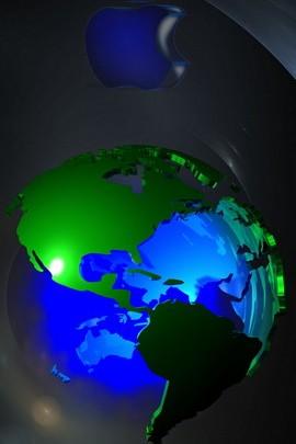 عالم أبل