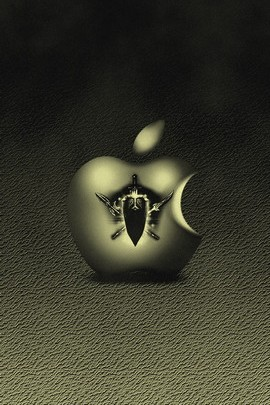 Fancy Apple 2