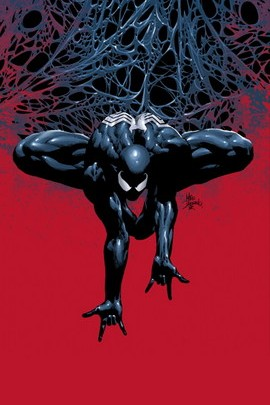 Black Spider Man