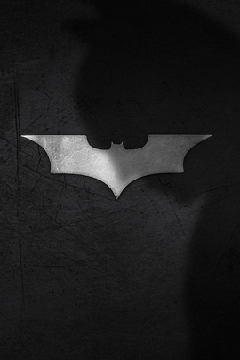 Shadow Logo Batman