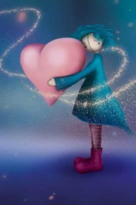 Hearthug